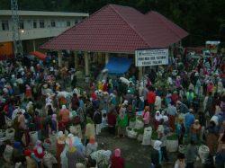 Pasar Induk hasil pertanian
