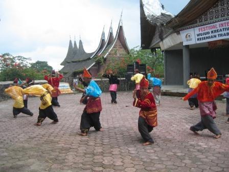 Randai Padang panjang