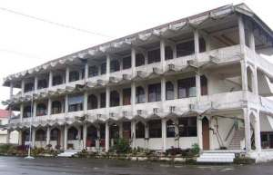 Gedung Perguruan Thawalib Puteri Padang panjang